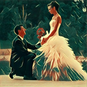 Eine Hochzeit In Weiß Ist Eine Immer Wieder Gern Gewählte Art Der  Bekleidung Zu Diesem Festlichen Anlass. Ein Weißes Hochzeitskleid Kann Als  Traumsymbol ...