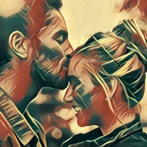 Ein den kopf auf was kuss bedeutet mirbithinti: Stirnkuss
