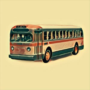 Traumdeutung Bus