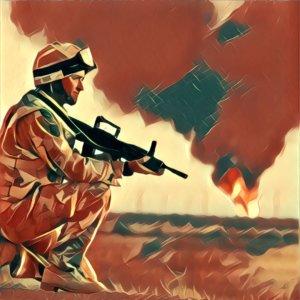 Traumdeutung Krieg
