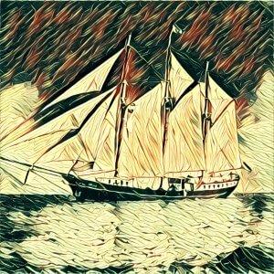 Traumdeutung Schiff