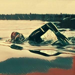 Traumdeutung schwimmen