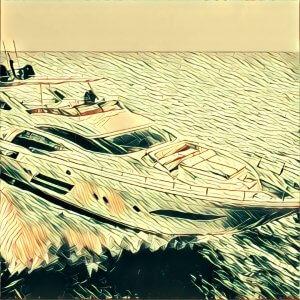 Traumdeutung Yacht