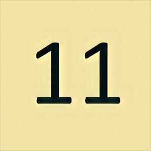 Traumdeutung Zahl 11