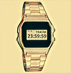 Traumdeutung Armbanduhr