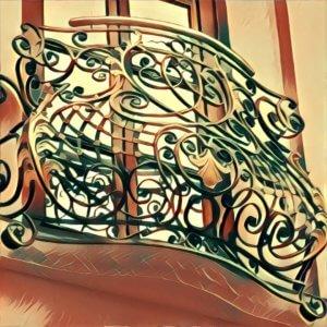 Traumdeutung Balkon