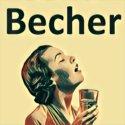 Becher