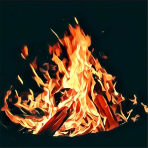 Traumdeutung Flamme