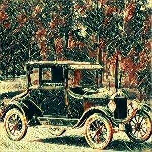 Traumdeutung Automobil