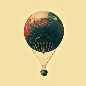 Traumdeutung Ballon