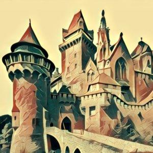 Traumdeutung Burg