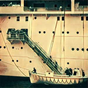 Traumdeutung einschiffen
