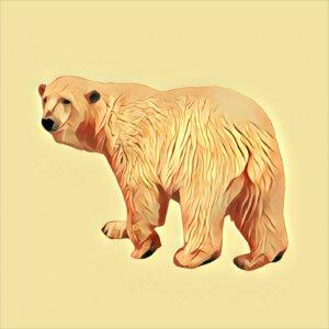 Traumdeutung Eisbär