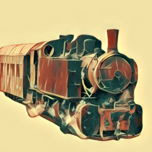 Traumdeutung Eisenbahn