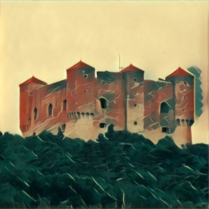 Traumdeutung Festung