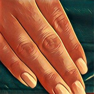 Traumdeutung Finger