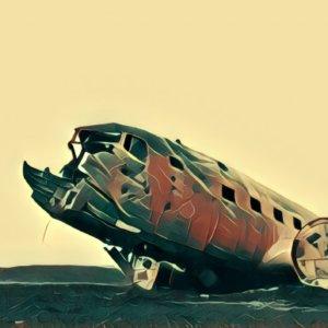 Traumdeutung Flugzeugabsturz