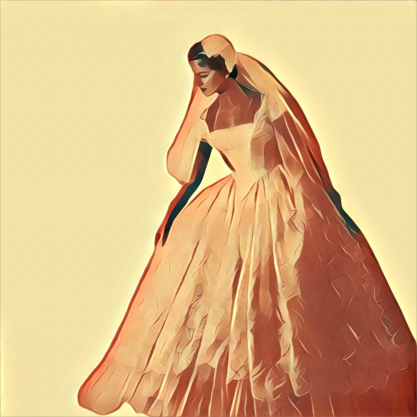 Weies kleid lang traumdeutung