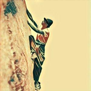 Traumdeutung klettern
