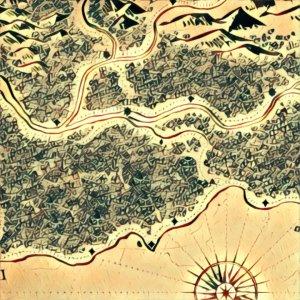 Traumdeutung Landkarte