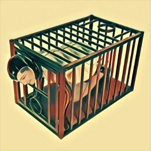 Traumdeutung Käfig
