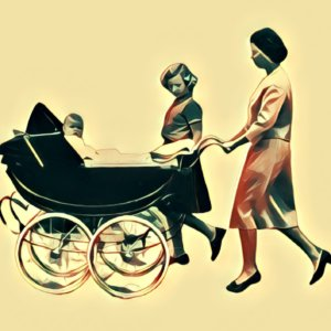 Traumdeutung Kinderwagen