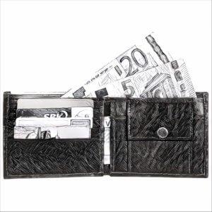 Traumdeutung Geldbörse