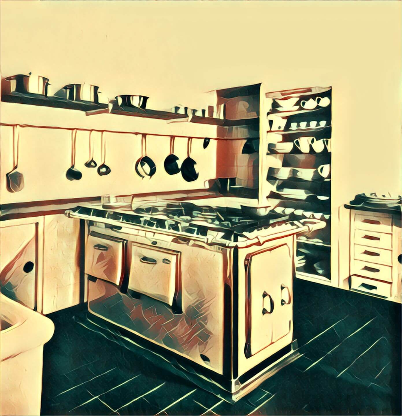 küche - traum-deutung - Traum Küche