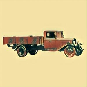 Traumdeutung Lastwagen