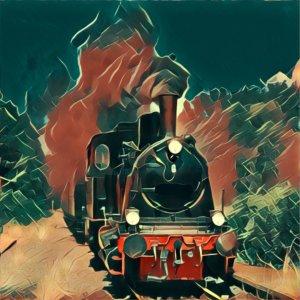 Traumdeutung Lokomotive