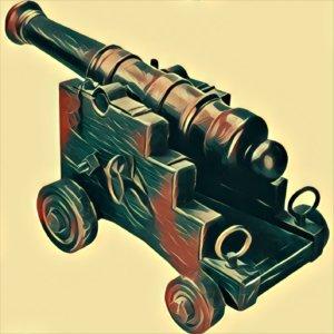 Traumdeutung Kanone