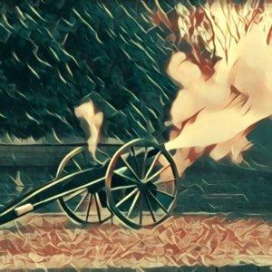 Kanonendonner