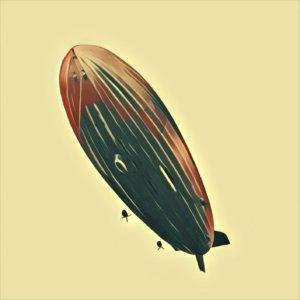 Traumdeutung Luftschiff