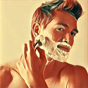Traumdeutung rasieren