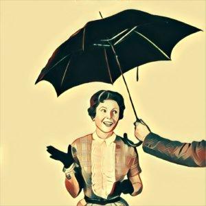 Traumdeutung Regenschirm