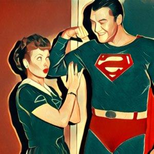 Traumdeutung Superheld