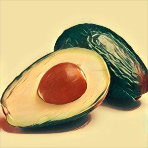 Traumdeutung Avocado