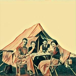 Traumdeutung Camping