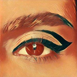 Traumdeutung Eyeliner