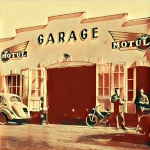 Traumdeutung Garage