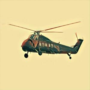 Traumdeutung Helikopter