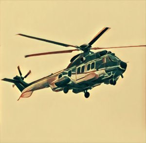 Traumdeutung Hubschrauber