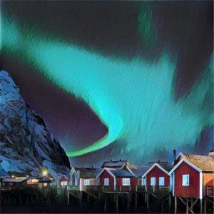 Traumdeutung Nordlicht