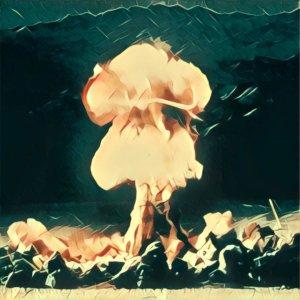 Traumdeutung Atomexplosion