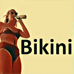 Traumdeutung Bikini