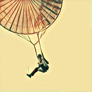 Traumdeutung Fallschirmsprung