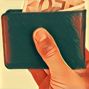 Traumdeutung Portemonnaie