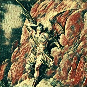 Traumdeutung Satan