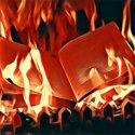 verbrennen