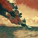 Vulkanasche